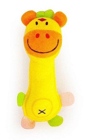 Brinquedo para Cachorros Pet Ninho Girafa