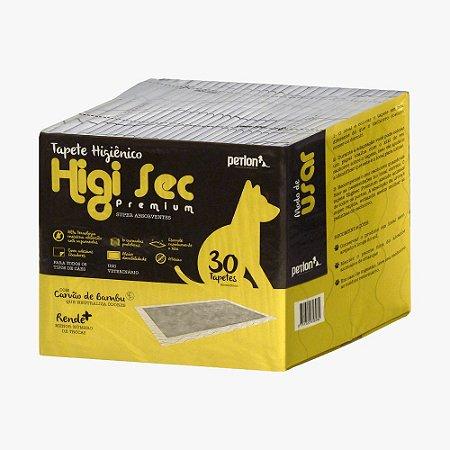 Tapete Higiênico para Cachorros | Carvão de Bambu Higi Sec Premium