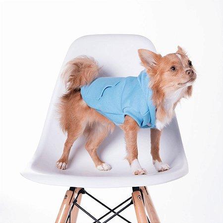 Moletom para Cachorros Sky Coat sem Mangas