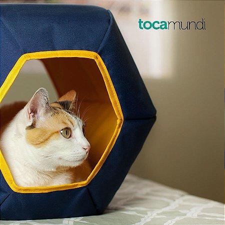 Toca Mundi para Gatos   Azul