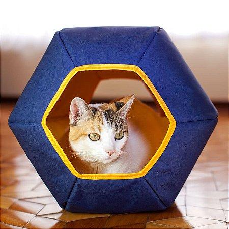 Toca Mundi para Gatos | Azul