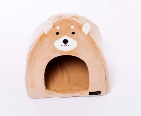 Toca para Cachorros | Ursinho Bege