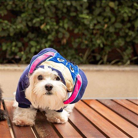 Blusa para Cachorros e Gatos Burrinho