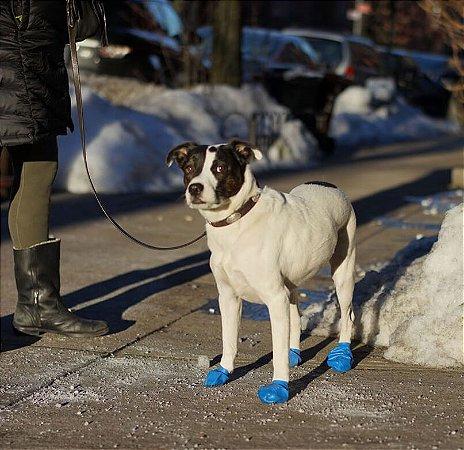 Pawz Boots Botas para Cachorros   Medium   Médio