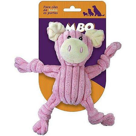Brinquedo para Cachorros | Pelúcia Knot Mini Pig