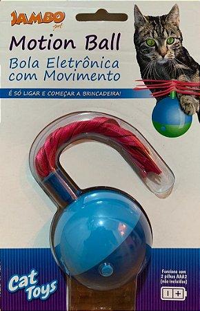 Bola para Gatos | Eletrônica com Movimento