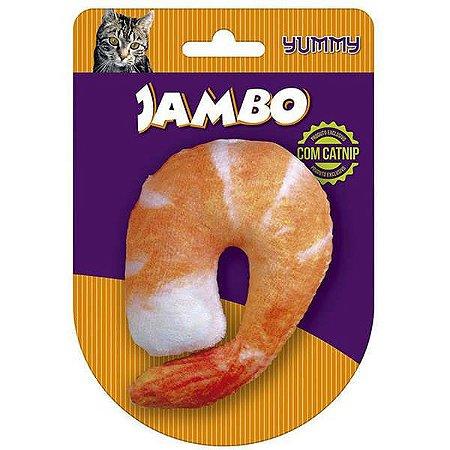 Yummy Cat Camarão com Catnip