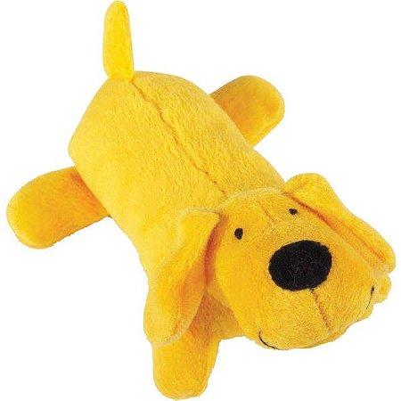Pelúcia Cachorrinho Amarelo