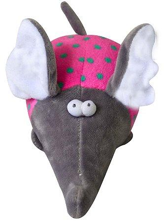Brinquedo para Cachorros Pelúcia Elefantinho