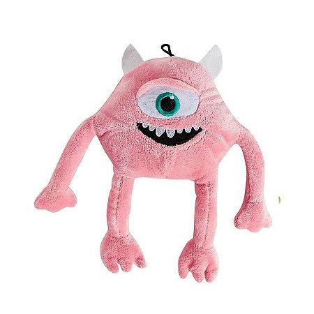 Brinquedo para Cachorros | Pelúcia Monstro Rosa