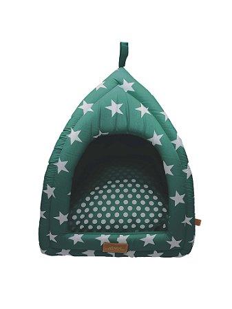 Cabana para Cachorros e Gatos | Star Verde