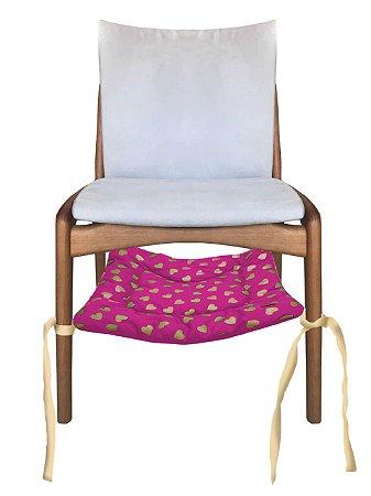 Rede de Cadeira para Gatos | Love Rosa