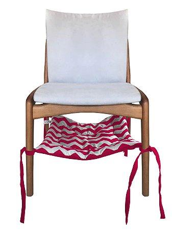 Rede para Cadeiras para Gatos   França Rosa