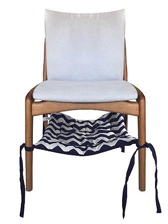 Rede de Cadeira para Gatos França Azul