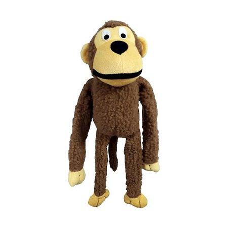 Brinquedo para Cachorros Pelúcia Macaco