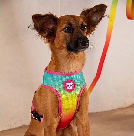 Peitoral para Cachorros | Mesh Plus Citrus