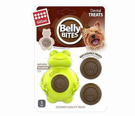 Brinquedo para Cachorros | Belly Bites com Petisco