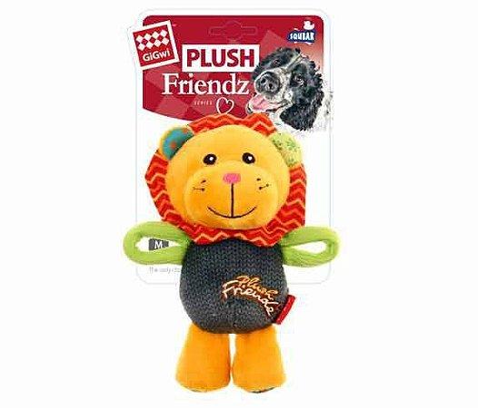 Brinquedo para Cachorros | Plush Friendz Leão