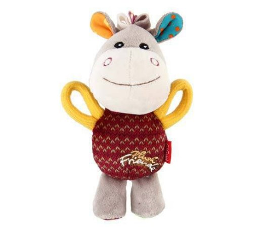 Brinquedo para Cachorros | Plush Friendz Donkey