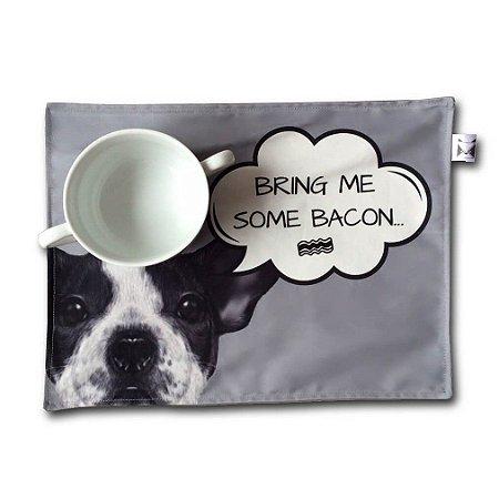 Jogo Americano para Cachorros | Bring Me Some Bacon