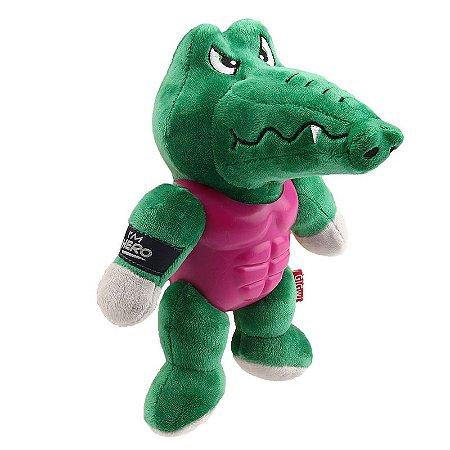 Brinquedo para Cachorros   Hero Pelúcia Crocodilo