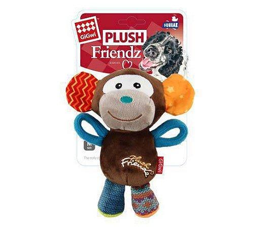 Brinquedo para Cachorros Plush Friendz Macaco