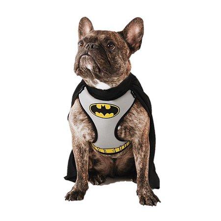 Peitoral Air para Cachorros Batman Traje