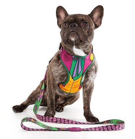 Peitoral Air para Cachorros Coringa Traje