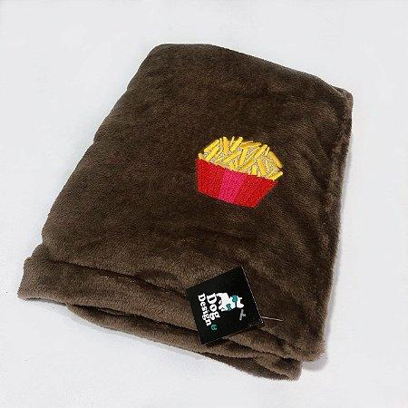 Cobertor para Cachorros e Gatos | Brigadeiro