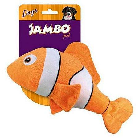 Brinquedo para Cachorros Pelúcia Peixe Nemo