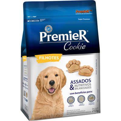 Biscoito Cookie para Cachorros Premier Filhotes