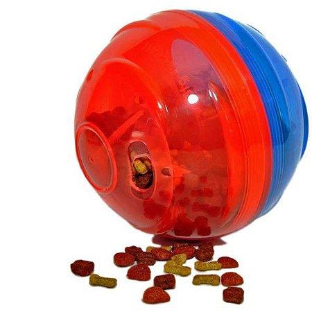 Brinquedo Interativo para Cachorros Pet Ball para Petiscos