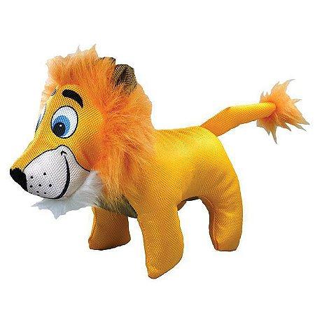 Brinquedo para Cachorros Mordedor Pelúcia Lion