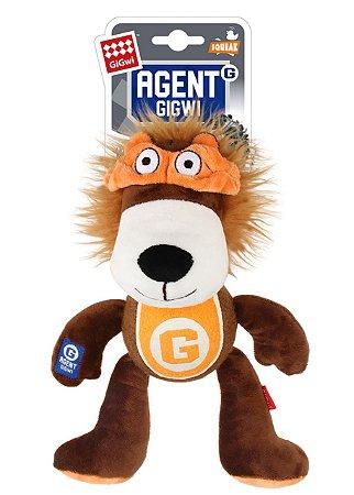 Brinquedo para Cachorros Agent Gigwi Pelúcia Leão