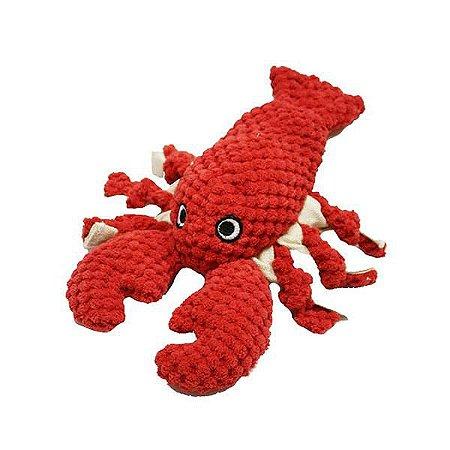 Brinquedo para Cachorros | Pelúcia Lobster