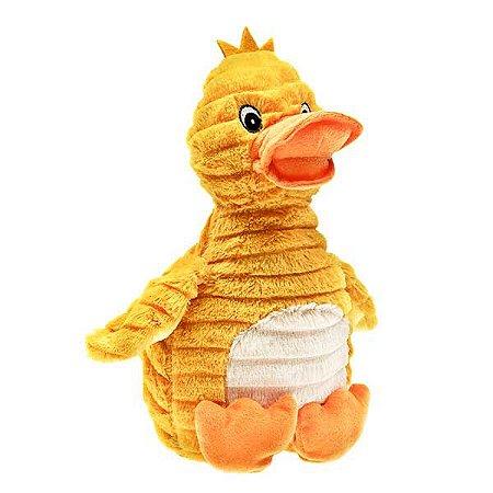 Brinquedo para Cachorros Pelúcia Quackers The Duck