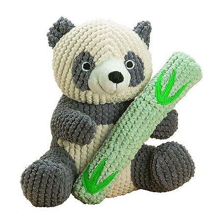 Brinquedo para Cachorros Pelúcia Reed The Panda