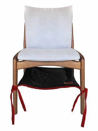 Rede de Cadeira para Gatos   London Black