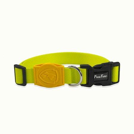 Coleira para Cachorros Neon Lemon