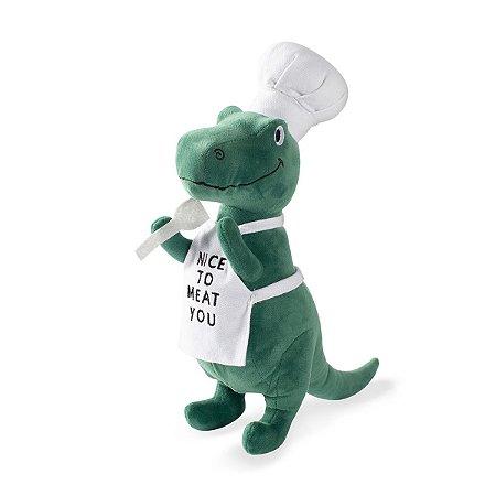 Brinquedo para Cachorros Pelúcia Chef Rex