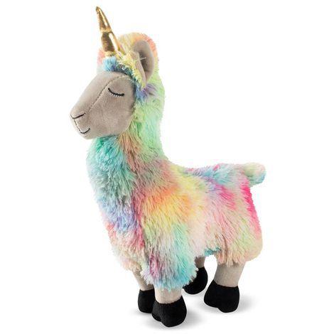 Brinquedo para Cachorros Pelúcia Llamacorn Tie Dye
