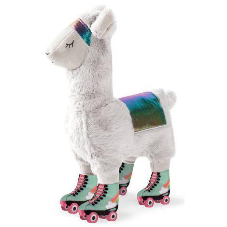 Brinquedo para Cachorros Pelúcia Roller Lhama