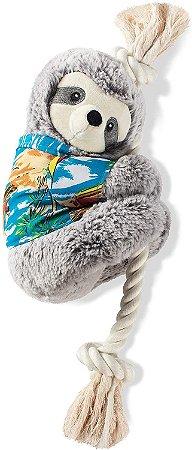 Brinquedo para Cachorros Pelúcia Summer Sloth