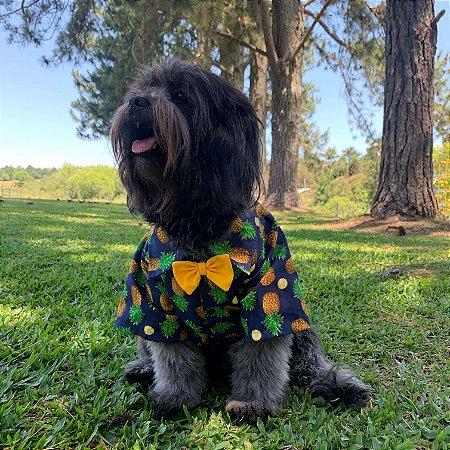 Camisa para Cachorros | Abacaxi
