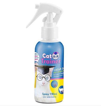 Educador para Gatos Spray Cat Trainer