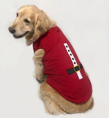 Regata Papai Noel para Cachorros