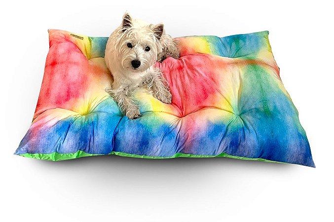 Almofada Tie Dye para Cachorros
