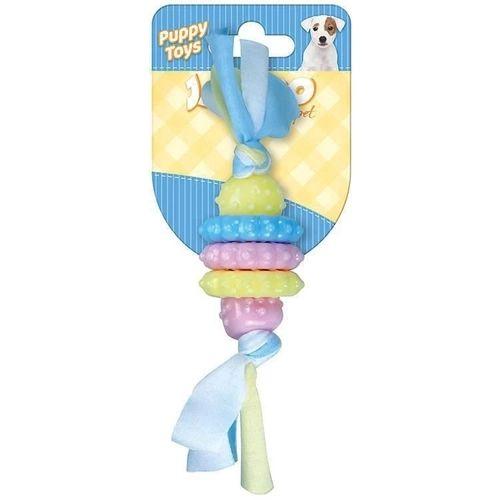 Brinquedo para Cachorros Mordedor Baby Rope Mix 1