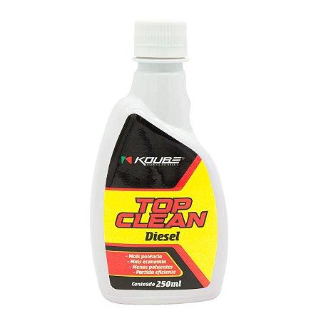 Aditivo Para Combustível Koube Top Clean Diesel Limpeza Bico