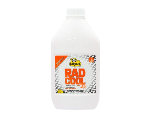 Aditivo Concentrado Para Radiador Bardahl Rad Cool Long Life